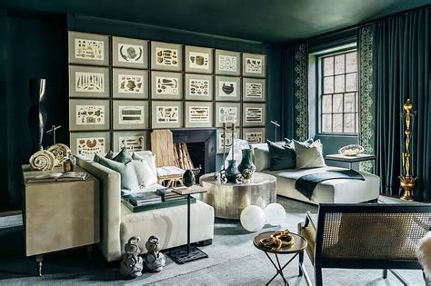 kips bay show house 2017 high drama reigns at the kips bay decorator show house 1stdibs introspective