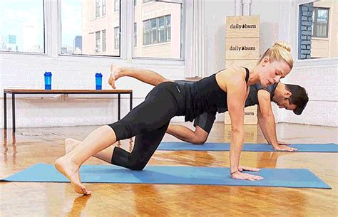 the barre workout you can do at home