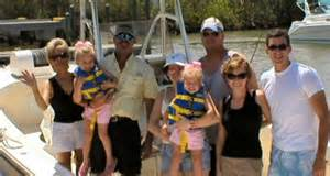 Marco island charter fishing excursions are fun for everyone