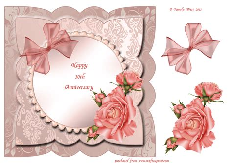 Free Decoupage Downloads For Card - 8 best images of 3d decoupage printables free free