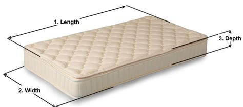 Mattress Height Dimensions - replacement rv mattress the ultimate guide to rv mattresses