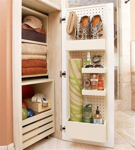 shallow linen closet organization storage ideas pinterest 21 best images about for my linen closet on pinterest