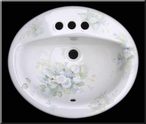 painted sinks painted bathroom sinks bathroom
