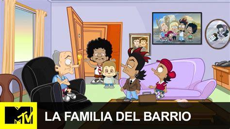 imagenes de la familia del komander la familia del barrio i conoce a olaf youtube