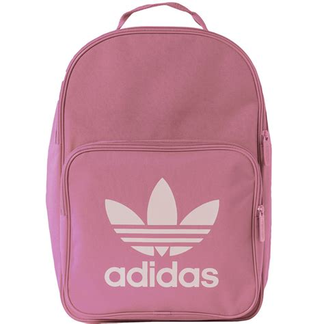adidas classic trefoil backpack light pink adidas originals backpack classic trefoil rucksack easy