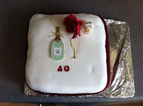 Ruby Wedding Cakes by Ruby Wedding Cake Made By Eastbourne Ordinariate