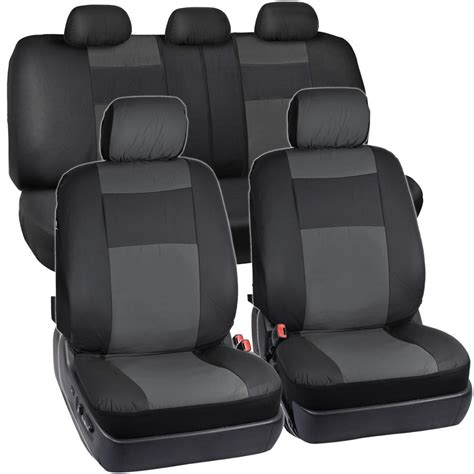 Custom Seat Covers And Floor Mats by Synthetic Leather Car Seat Covers Carpet Floor Mats