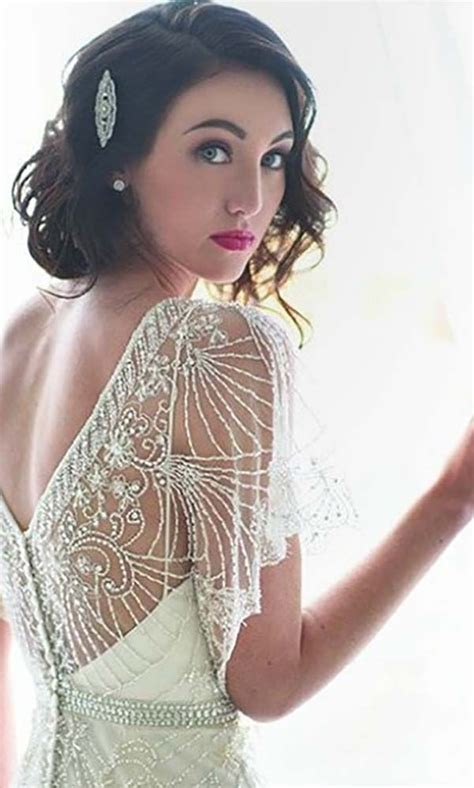 hairstyles for short hair for gown 42 short wedding hairstyle ideas so good you d want to cut