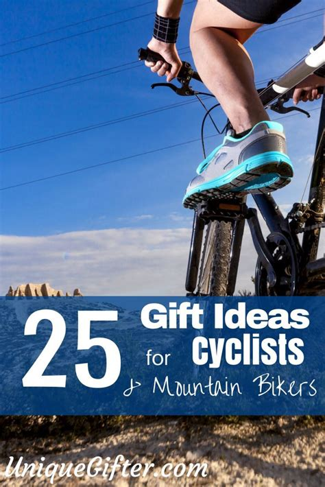 25 gift ideas for mountain bikers and cyclists basket