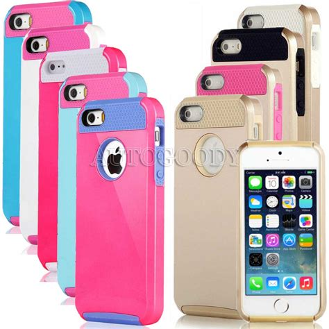ebay iphone cases shockproof dirt dust proof cover for iphone 6 6s 5 5s se g9 ebay