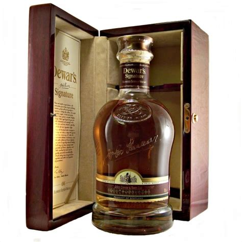 dewars signature whisky blended scotch buy online