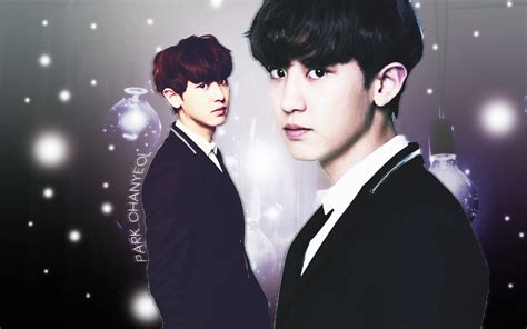 wallpaper exo next door chanyeol exo next door photoshoot wallpaper by luvkpop4eva