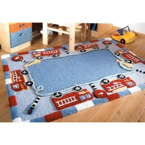 engine rug truck bedroom