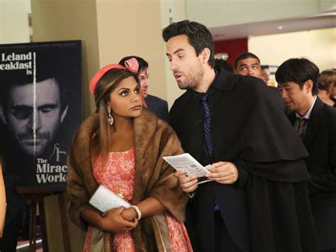 mindy kaling sitcom mindy kaling and her co star ed weeks have a new sitcom