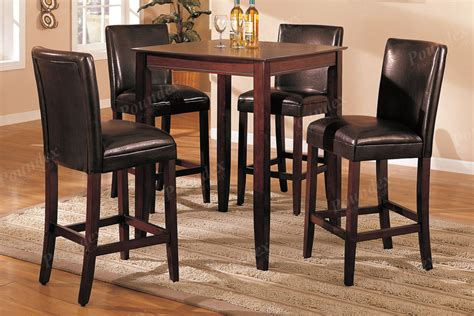 Bar Table Dining Bar Table Bar Table Chairs Dining Room Furniture Showroom Categories Poundex