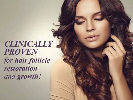clinically proven hair growth thinning hair monat is clinically proven for hair