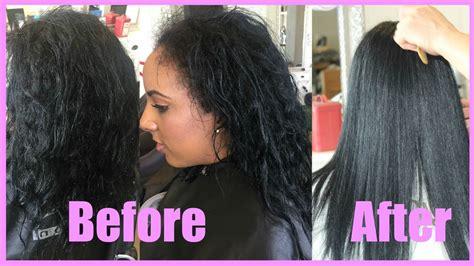 how to bring out curls in black hair korean magic straight perm japanese perm hair