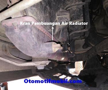 Kran Udara cara mengisi dan menguras air radiator daihatsu gran max