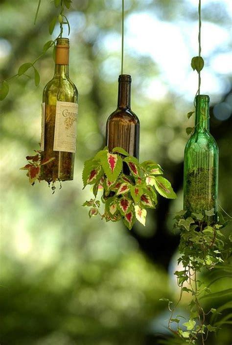 Basteln Mit Leeren Glasflaschen by Basteln Mit Glasflaschen 15 Kreative Und Originelle Diy