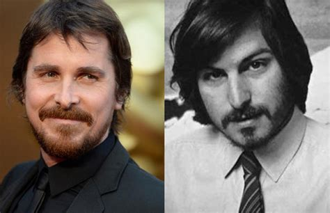 film biography steve jobs confirmed christian bale to play steve jobs in sony s
