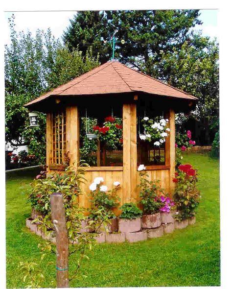 Pavillon Garten by 6 Eck Garten Pavillon Kvh 3 00m X 3 00m Sams Gartenhaus Shop