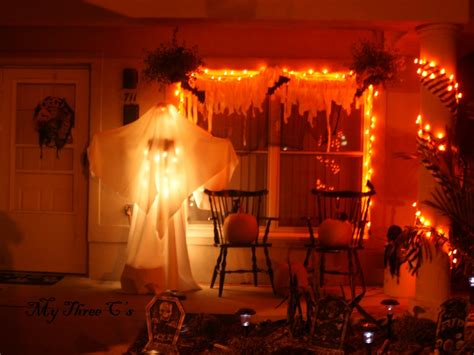 cheap halloween home decor halloween decor cheap and easy my three c s