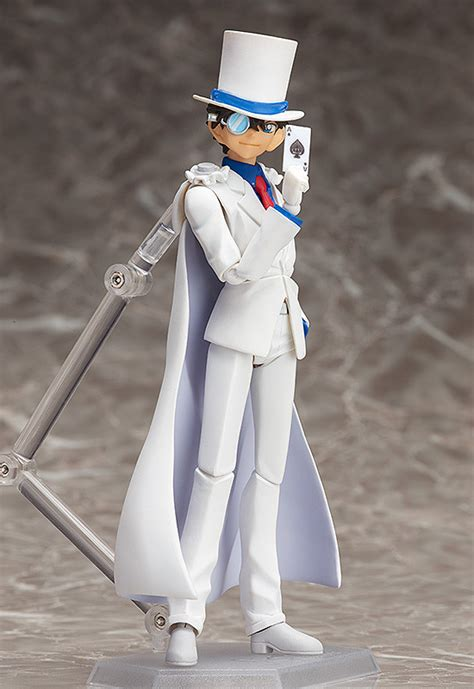 Detective Conan Figures Isi 5 Kaito Kid toyzmag 187 figma kid the phantom thief detective conan