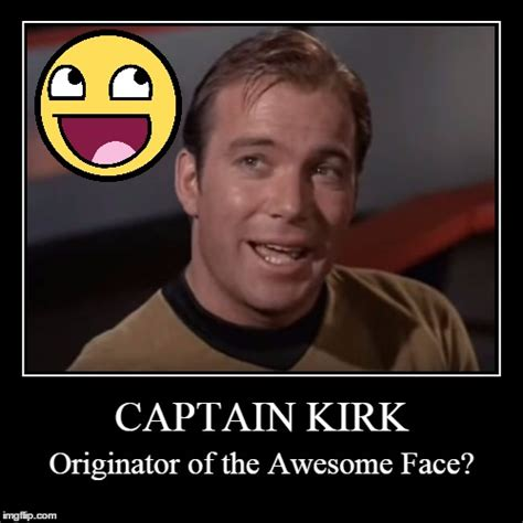 Captain Kirk Meme - captain kirk imgflip