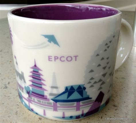 starbucks disney complete set mugs you are here news starbucks you are here mugs for sale again in epcot the disney food