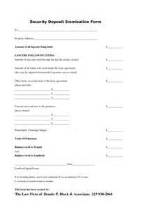 Rent Deduction Letter Read Book Itemized Security Deposit Deduction Letter Starpoint Pdf Read Book