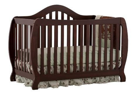 Black Friday Crib by Black Friday Stork Craft Monza I Fixed Side Convertible