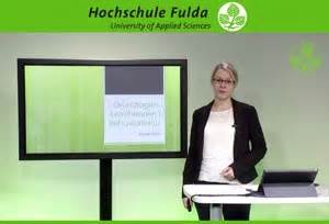 Hochschule Fulda Bewerbung Wintersemester Erste Lehrvideos Im E Learning Seminar Soziale Medienbildung