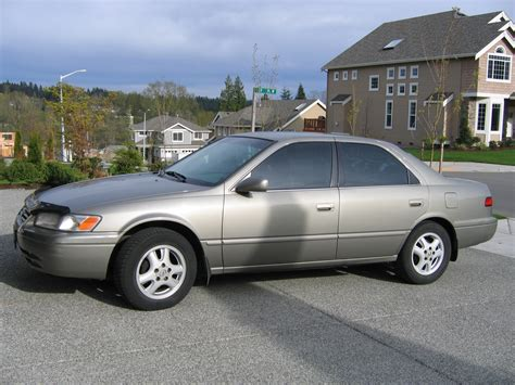 Toyota Camry1997 1997 Toyota Camry Other Pictures Cargurus