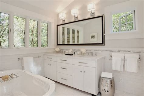 clean bathroom mirror how to decorate a large bathroom mirror 5 guides to note home improvement day