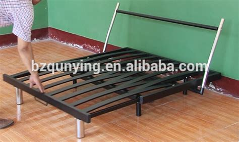 collapsible bed frame folding sofa bed folding bed folding sofa bed frame