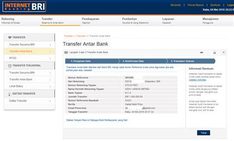 contoh format sms banking bni ke bca cara transfer uang melalui internet banking bri ke bca