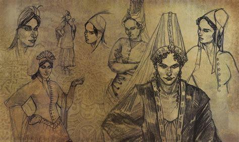 ottoman empire women women of ottoman empire by magajaga on deviantart