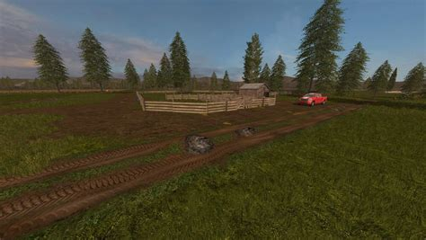 small towns usa small town usa v2 ls17 farming simulator 2017 mod fs 17
