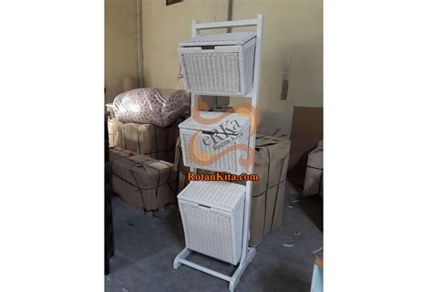 Lemari Pakaian Untuk Laundry laundry code ld06 rotankita