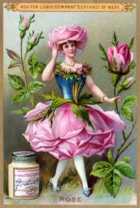 flower fairy fabric block katydids cards