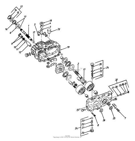 mtd lawn mower wiring diagram 2005 dr trimmer mower parts