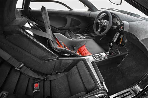 mclaren supercar interior dream supercar layout center seating or regular