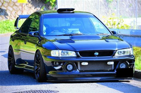 Subaru Impreza Gc8 22b Bodykit Replica Saloon Model