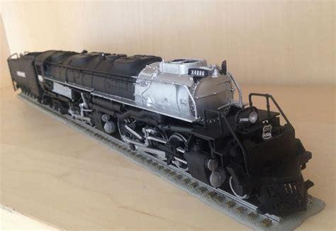 benjamin meyer s personal revell big boy locomotive