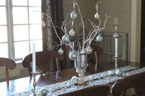 dining table dining table centerpiece christmas
