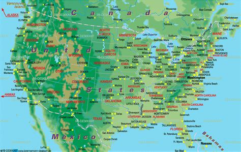 map us geography us maps states red gif
