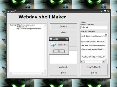tutorial deface website untuk pemula tutorial deface web dengan webdav bagi pemula arief404