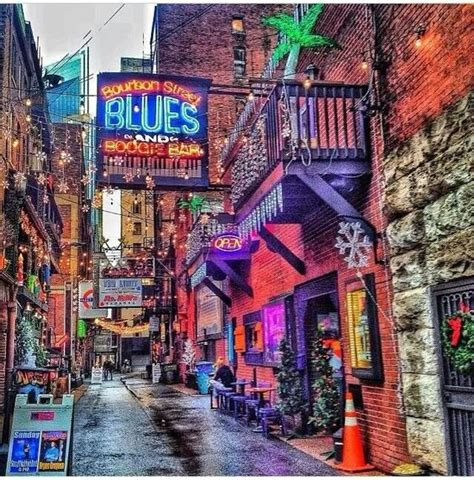 In Printers Alley printers alley nashville tennessee to do list