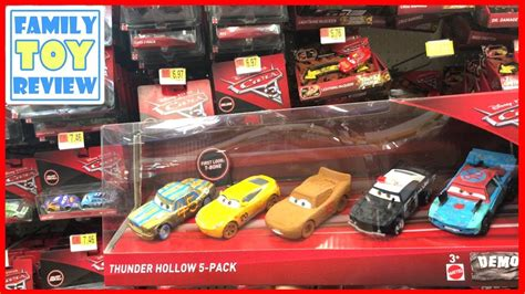 cars r us new cars 3 toys r us thunder hollow 5 pack die