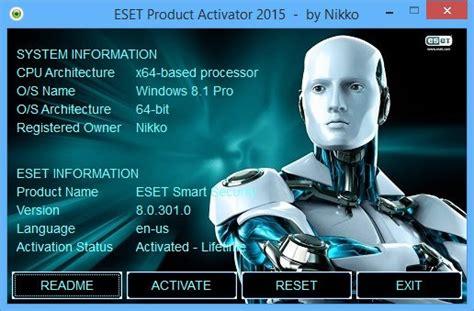 eset nod32 antivirus 8 full version with crack eset nod32 antivirus 9 crack with license key full version
